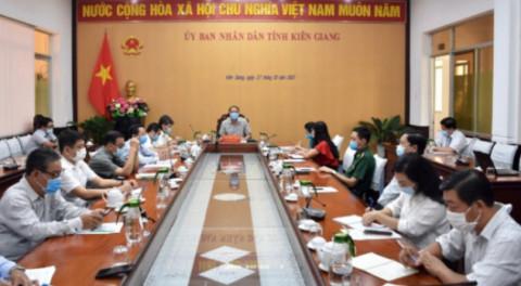 Kiên Giang: Kiểm soát nghiêm ngặt tuyến biên giới phòng dịch Covid-19