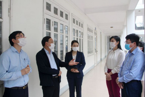 Quảng Ninh: Phải an toàn học sinh mới đến trường
