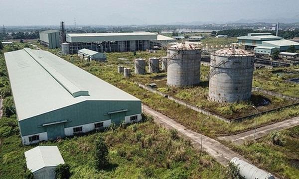 Một góc Dự án Ethanol Phú Thọ
