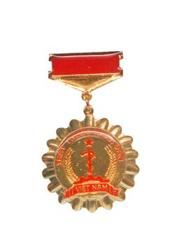 Huy hiệu Thầy thuốc Nhân dân