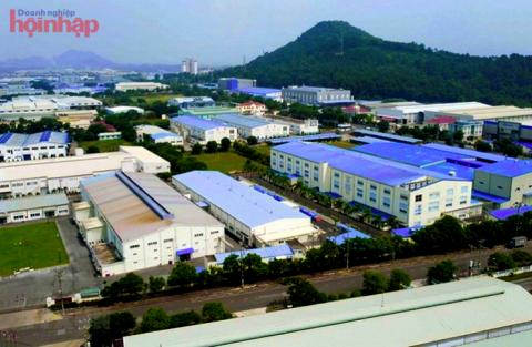 Đầu tư Khu công nghiệp Sông Lô II với quy mô 165ha