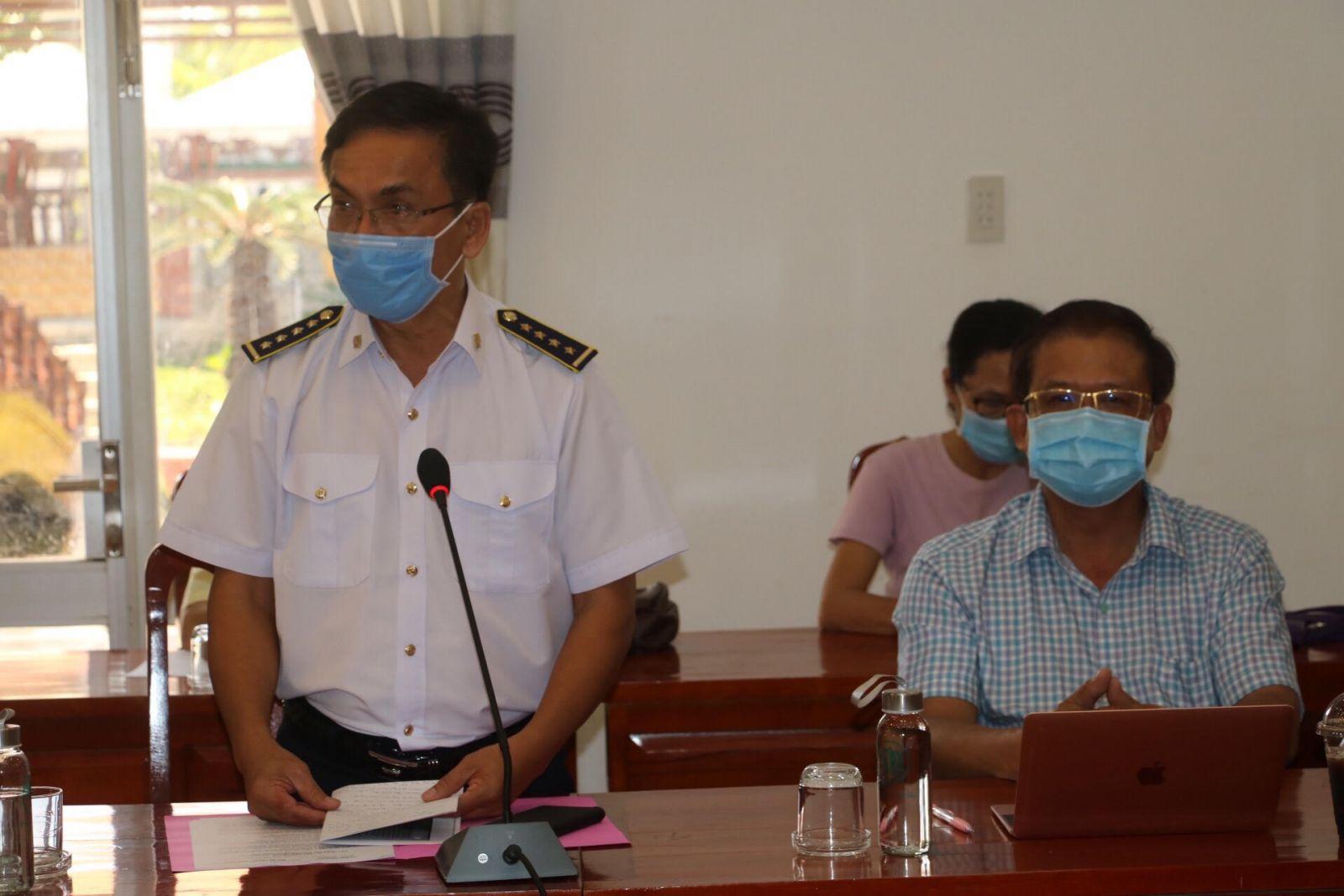 Thạc sĩ Trần Văn Hai - Giám đốc Trung tâm Kiểm soát bệnh tật (CDC) Đồng Tháp: Bằng mọi cách phải truy vết, tìm kiếm cho bằng được các F1 còn lại của BN2424