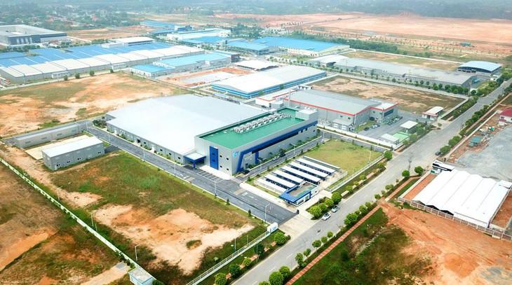 Cả nước có 370 khu công nghiệp tính đến cuối tháng 2
