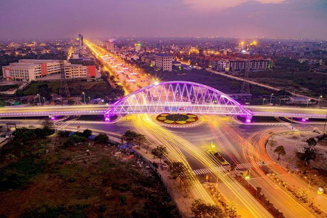 Thành phố Hải Phòng dự kiến chi gần 1,64 tỷ USD để xây dựng mới 100 cây cầu