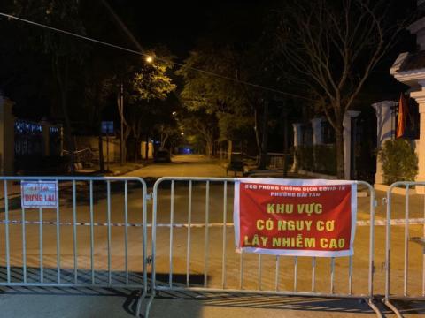Hải Dương dừng cách ly xã hội toàn tỉnh từ ngày 3/3