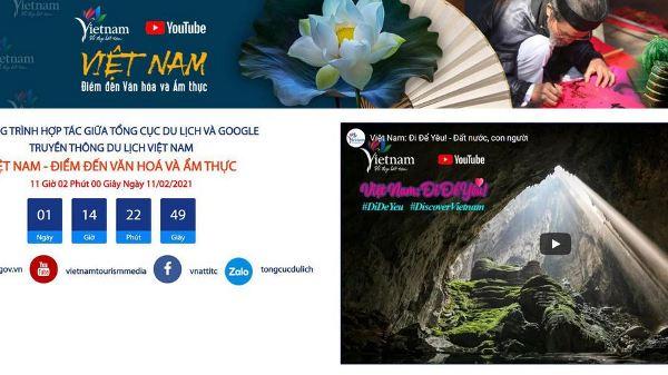 Quảng bá hình ảnh du lịch Việt Nam trên nền tảng số
