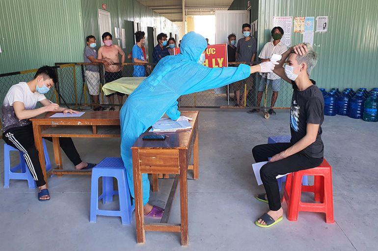Kiên Giang: Nguy cơ bùng phát dịch Covid-19 do số lượng người nhập cảnh tăng nhanh