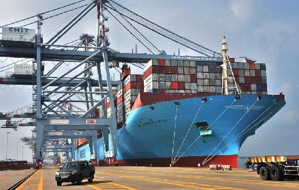 Tín hiệu mừng từ những cảng biển Việt Nam