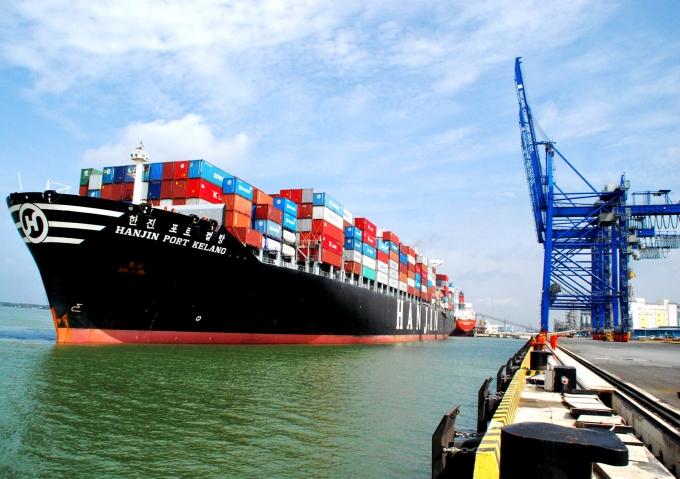 Tàu biển quốc tế đến Việt Nam giảm 6% trong 2 tháng đầu năm 2021