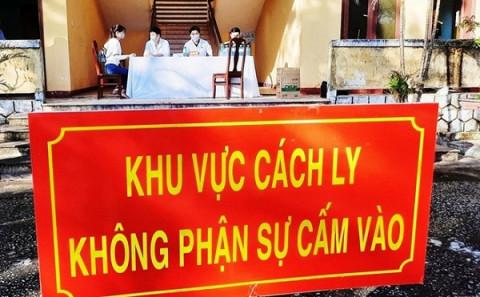 Hà Nội yêu cầu người đến từ một số khu vực ở Hải Dương phải tự cách ly 14 ngày