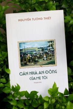 Con trai nhà văn Nhất Linh viết sách về gia đình