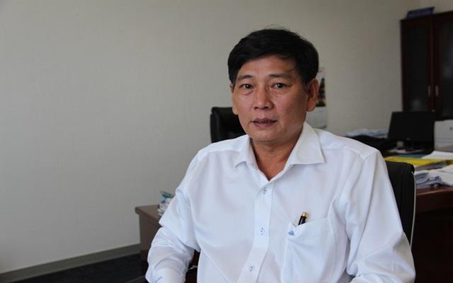 Phó Chủ tịch UBND tỉnh Bình Dương, ông Mai Hùng Dũng - ảnh Báo Tuổi Trẻ.