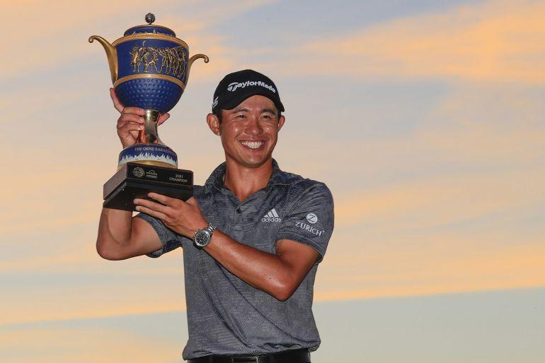 Collin Morikawa đăng quang WGC - Workday Championship 2021