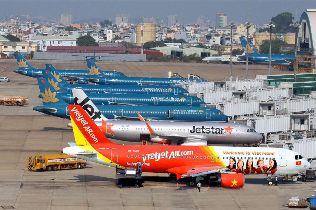 Giảm 30% thuế bảo vệ môi trường đối với nhiên liệu bay trong năm 2021