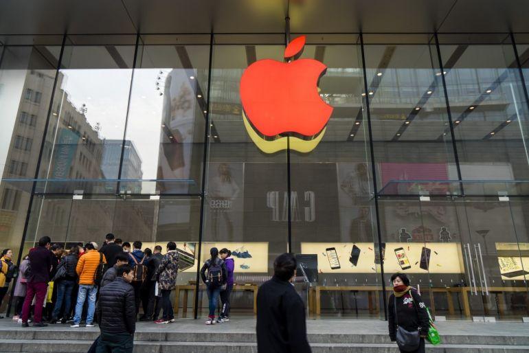 Trung Quốc là thị trường quan trọng đóng góp cho sự thành công của Apple