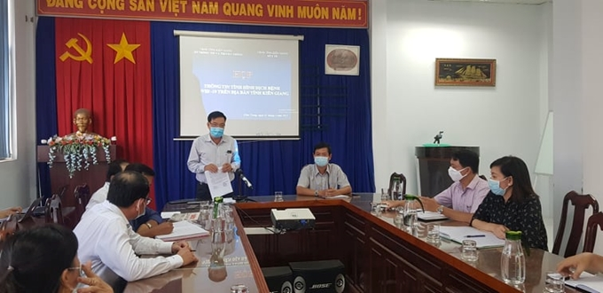 5 trường hợp mắc COVID-19 ở Kiên Giang không có nguy cơ lây nhiễm