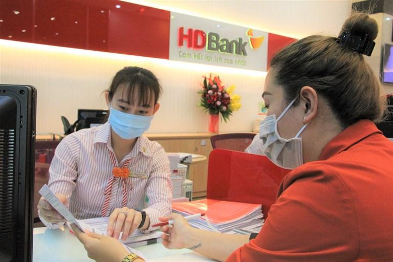 HDBank luôn tuân thủ và hỗ trợ khách hàng trong các công tác phòng chống dịch