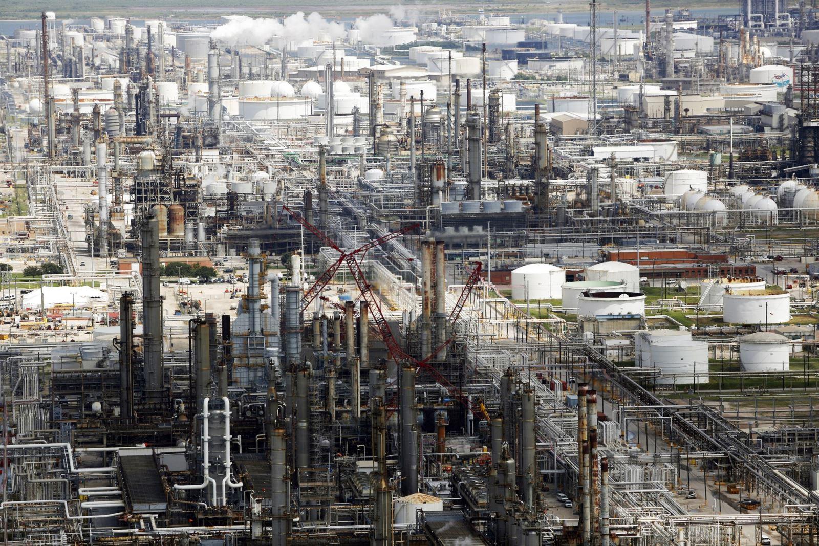 Texas sản xuất nhiều dầu và khí đốt nhất Mỹ. Ảnh: Getty Images