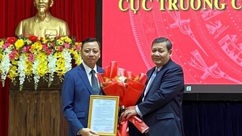 Quảng Trị: Bổ nhiệm lãnh đạo chủ chốt Cục thuế