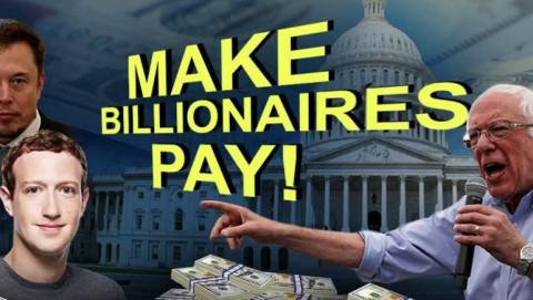 Khi tỷ phú bị đánh thuế: Jeff Bezos nợ 5,7 tỷ đô la