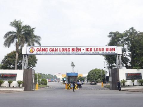 Bổ sung quy định chuyển cửa khẩu hàng nhập tại cảng cạn Long Biên (Hà Nội)