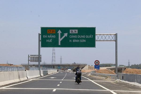 Dự án đường cao tốc Đà Nẵng-Quảng Ngãi được cho là dự án có quá nhiều bê bối