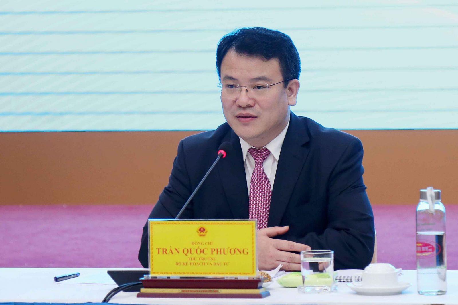 Thứ trưởng Trần Quốc Phương
