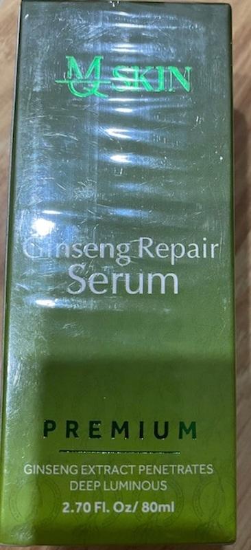 MQ Skin Ginseng Repair Serum Premium cùng số PCB 002559/19/CBMP – HCM