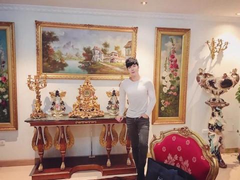 Sau nhiều năm hoạt động ở nhiều lĩnh vực, nam ca sĩ Nathan Lee sở hữu hàng loạt bất động sản triệu đô