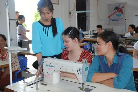 Hiệu quả từ nhiều mô hình phát triển kinh tế giúp phụ nữ thoát nghèo
