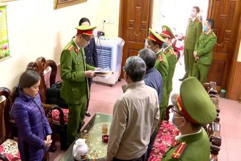 Thanh Hóa: Bắt cựu Chủ tịch thị trấn Ngọc Lặc lập hồ sơ khống về đất đai