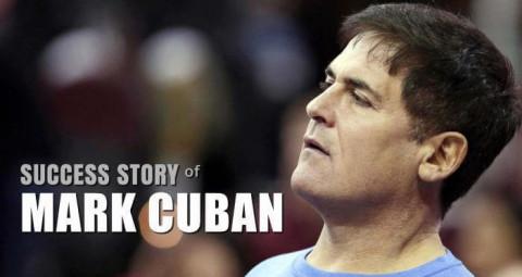 Mark Cuban: Con đường thành công lấy cảm hứng từ Steve Jobs