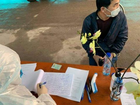 Đông Triều: Kiểm soát chặt chẽ hoạt động vận tải tại chốt kiểm dịch trên quốc lộ 18