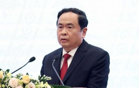 Chủ tịch UBTƯ MTTQ Việt Nam việc tổ chức các đoàn giám sát phải thiết thực, tránh trùng lặp
