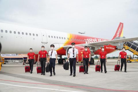Vietjet Air được AirlineRatings trao chứng nhận quốc tế 7 sao về phòng chống COVID-19