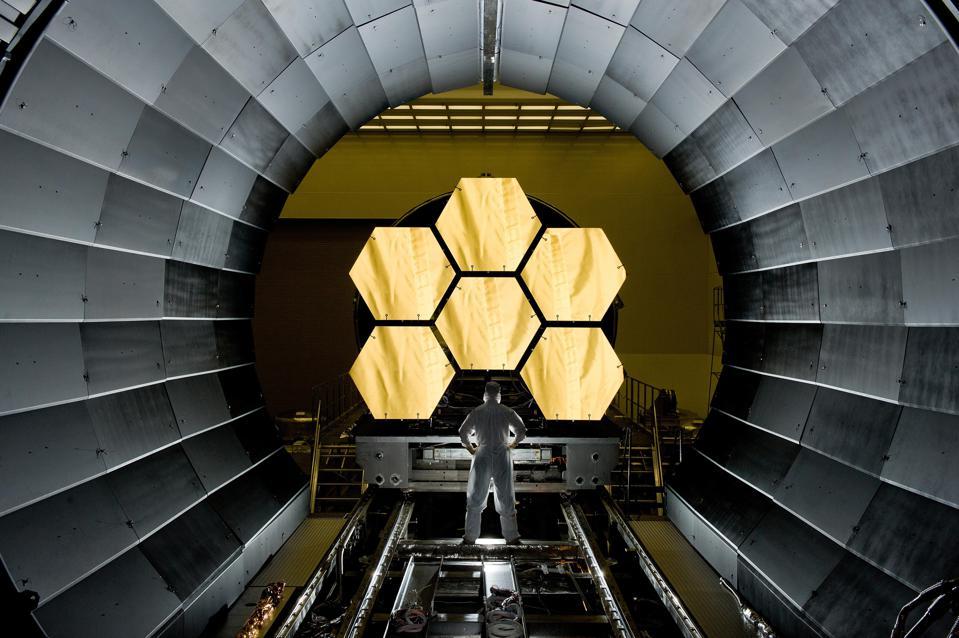 Dự án kính Thiên Văn James Webb