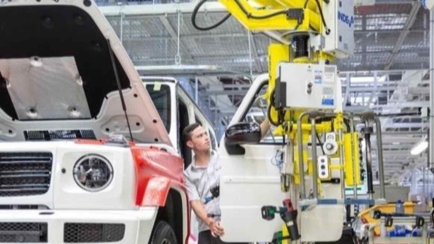 Magna Steyr với tư cách là nhà phát triển và nhà sản xuất hợp đồng xe điện cho các gã khổng lồ