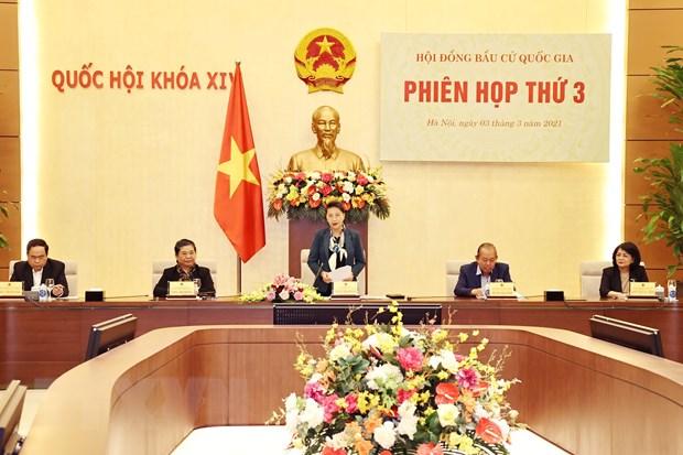 184 đơn vị bầu cử đại biểu Quốc hội khóa XV