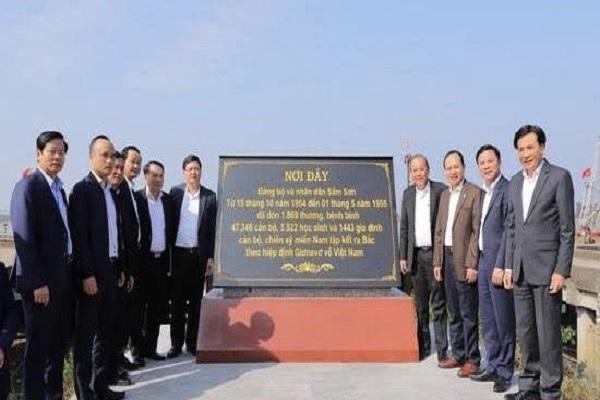 Chuẩn bị triển khai dự án Khu lưu niệm đồng bào miền Nam tập kết ra Bắc tại Thanh Hoá