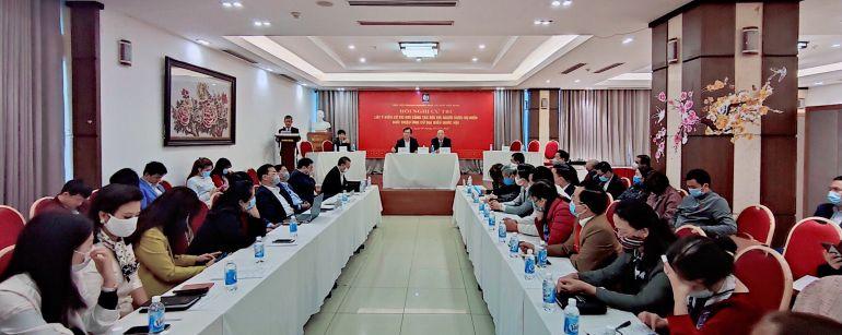 TS. Nguyễn Văn Thân được 100% phiếu giới thiệu ứng cử tham gia Đại biểu Quốc hội khóa XV