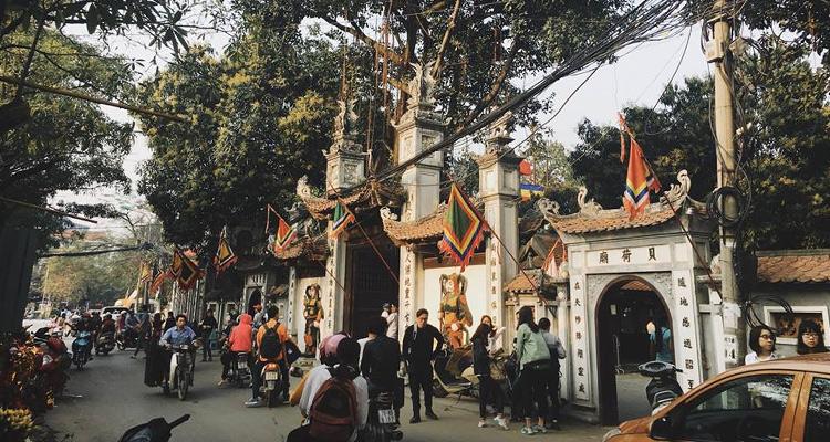 Di tích, đền chùa tại Hà Nội mở cửa trở lại ngày Quốc tế Phụ nữ 8/3