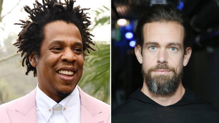 Sau Louis Vuiton, Jay-Z hợp tác với CEO của Twitter