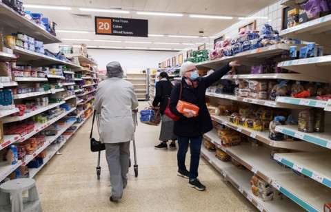 Giá lương thực toàn cầu tăng cao kỷ lục