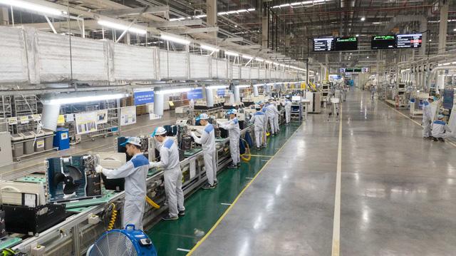 Khu công nghiệp Thăng Long II là điểm sáng thu hút gần 100 dự án đầu tư của các doanh nghiệp Nhật Bản
