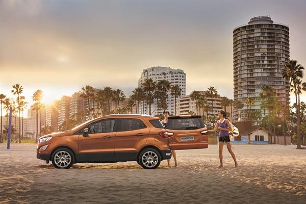 Ford EcoSport: An toàn và thời trang, phù hợp cho mọi gia đình