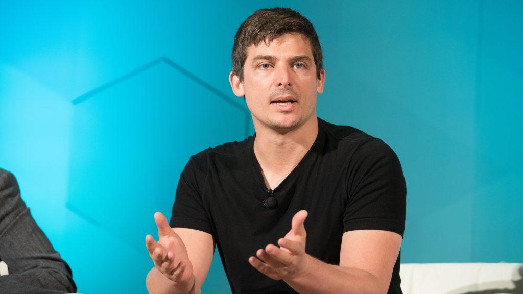 Josh Tetrick, người sáng lập và Giám đốc điều hành của doanh nghiệp công nghệ thực phẩm ở California Eat Just