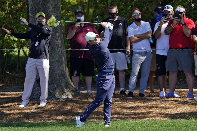 Vòng 1 giải golf Arnold Palmer Invitational: Corey Conners, Rory McIlroy chia sẻ vị trí dẫn đầu
