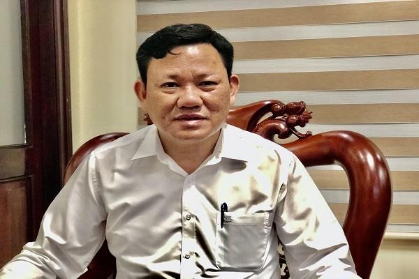 Phó Chủ tịch UBND tỉnh Nguyễn Văn Thi nhấn mạnh việc phát triển doanh nghiệp là nhiệm vụ rất quan trọng thúc đẩy phát triển kinh tế của tỉnh.