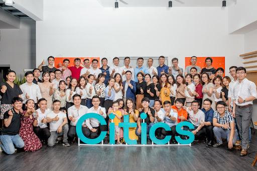 Startup công nghệ bất động sản Citics nhận vồn đầu tư 1 triệu USD