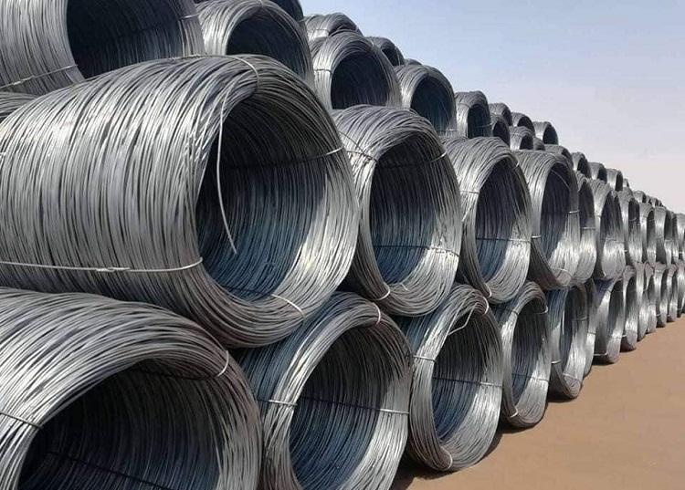 Hai tháng đầu năm xuất khẩu sắt thép ghi nhận mức tăng 71,9% so với cùng kỳ năm 2020 .
